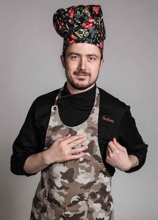 Cuoco Andrea Osteria delle Tre Panche