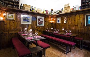 Restaurant Tre Panche